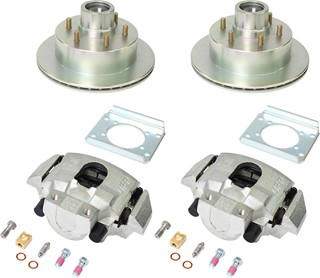 Disc Brake Axle Kit