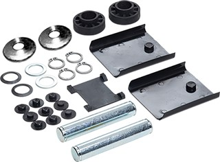 Roller Pin and Pad Kit
