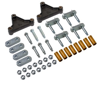 Heavy Duty Suspension Kit